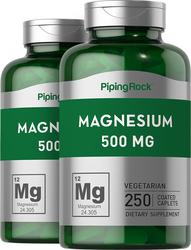 Ossido di magnesio  250 Pastiglie rivestite