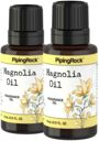 Magnolia Fragrance Oil 2 Dropper Bottles x 1/2 oz (15 ml)