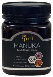 Manuka Honey, 8 oz (250 g) Bottle