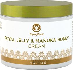 Gelée Royal u. Manukahonig-Creme 4 oz (113 g) Glas