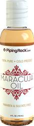 Huile de maracuja 100% pure pressée à froid 4 fl oz (118 mL) Bouteille