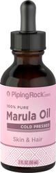 Olio di marula puro al 100% (olio di semi del frutto della passione) 2 fl oz (59 mL) Flacone contagocce