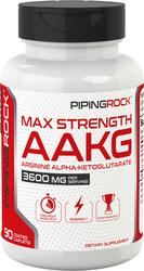 Arginine AAKG deforce maximale (renforceur d'Oxyde Nitrique) 90 Petits comprimés enrobés