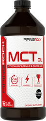 Buy MCT Oil (Medium Chain Triglycerides) 16 fl oz (473 mL) Bottle
