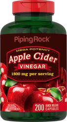 Vinaigre de Cidre de Pommes - Fort 200 Gélules à libération rapide