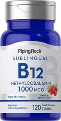Metilkobalamin B-12 (Sublingual) 120 Tablet Larut Cepat
