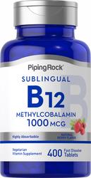 Methylcobalamin B-12 (sublingual) 400 Schnell lösliche Tabletten
