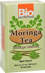 Moringa Mango mit Ingwertee (Bio) 30 Teebeutel