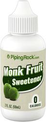 Mönchsfrucht Süßstoff 2 fl oz (59 mL) Flasche