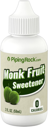 Monk Fruit Sweetener 2 fl oz