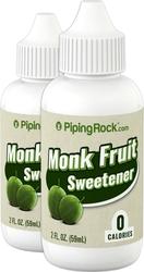 Monk Fruit Sweetener 2 fl oz x 2 Bottles