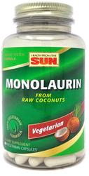 Monolaurine  90 Gélules végétales