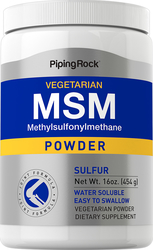 MSM Powder 16 oz. Powder