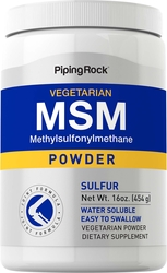 MSM Powder 16 oz. Powder