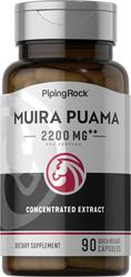 Muira Puama  90 Kapseln mit schneller Freisetzung