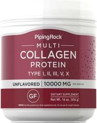 Proteína multicolágeno 16 oz (454 g) Frasco