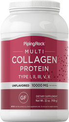 Protéines Multi Collagène 32 oz (908 g) Bouteille