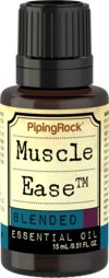 Muscle Ease Essential Oil Blend 1/2 oz (15 ml)  Dropper Bottle