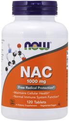 N-acetylcystein (NAC) 120 Tabletter