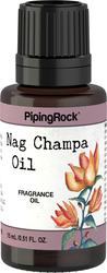 Huile de parfum de Nag Champa 1/2 fl oz (15 mL) Compte-gouttes en verre