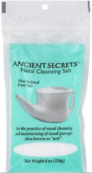 Nasal Cleansing Salt (Non-Iodized), 8 oz