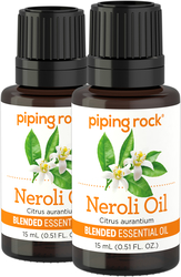 Neroli Essential Oil Blend 2 x 1/2 oz