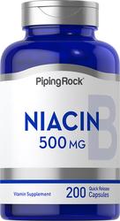 Niacina  200 Capsule a rilascio rapido