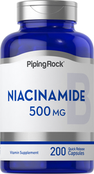 Niacinamide B-3 200 Capsule a rilascio rapido