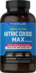 Potenciador de óxido nítrico 240 Cápsulas