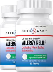 眠くならないアレルギーリリーフ ロラタジン 10mg 30 錠剤