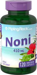 Buy Noni (Tahitian) 410 mg 120 Supplement Capsule