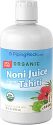 Succo di noni puro al (Biologico) 32 fl oz (946 mL) Bottiglia