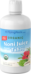 Buy Organic Noni Juice 100% Pure 32 fl oz (946 mL) Liquid