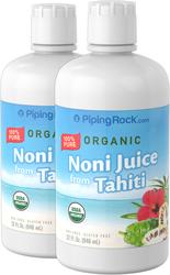 Noni-Saft, rein (Bio) 32 fl oz (946 mL) Flasche