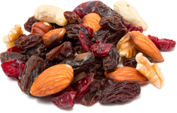 Nuts & Dried Fruit Health Mix 1 lb Bag
