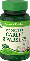 Odorless Garlic & Parsley