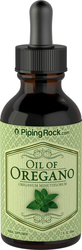 Oil of Oregano Liquid Extract Alcohol Free, 2 fl oz Dropper Bottle