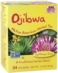 Травяной очищающий чай Оджибве (Эссиак) 24 Чайный пакетик