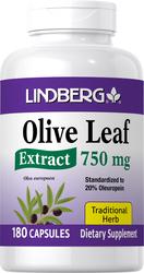 Olivenblatt-Extrakt, standardisiert 180 Kapseln