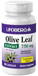 Olive Leaf Standardized Extract 750 mg, 60 Caps