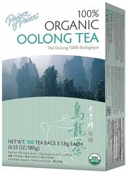 τσάι Ουλόνγκ (Οργανικό) 100 Φακελάκια τσαγιού