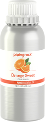 Orange Sweet Pure Essential Oil (GC/MS Tested) 16 fl oz (473 mL) Canister