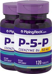P-5-P(5-磷酸吡哆醛)(維生素 B6 輔酶) 120 片劑