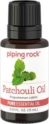 Aceite esencial de raíz de pachulí oscuro, puro 1/2 fl oz (15 mL) Frasco con dosificador
