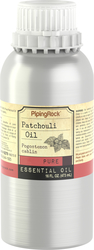 Patchouli donker zuivere etherische olie (GC/MS Getest) 16 fl oz (473 mL) Busje