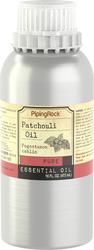 Huile essentielle pure au Patchouli sombre (GC/MS Testé) 16 fl oz (473 mL) Bidon