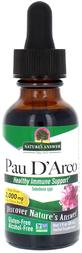 Pau D'Arco Liquid Extract Alcohol Free 1 fl oz (30 mL) Φιαλίδιο με σταγονόμετρο