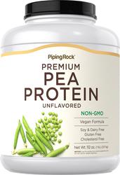 Pea Protein Powder (Non-GMO), 7 lbs