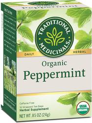 Organic Peppermint Tea