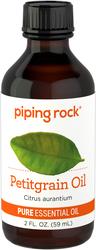 Petitgrain Pure Essential Oil (GC/MS Tested),  2 fl oz (59 mL)
